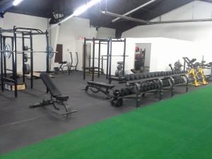 Finished Gym
