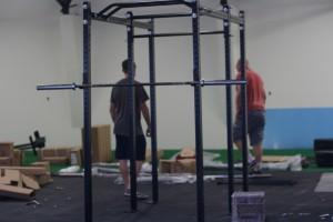 First Rack