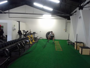 Agility and Battle Ropes
